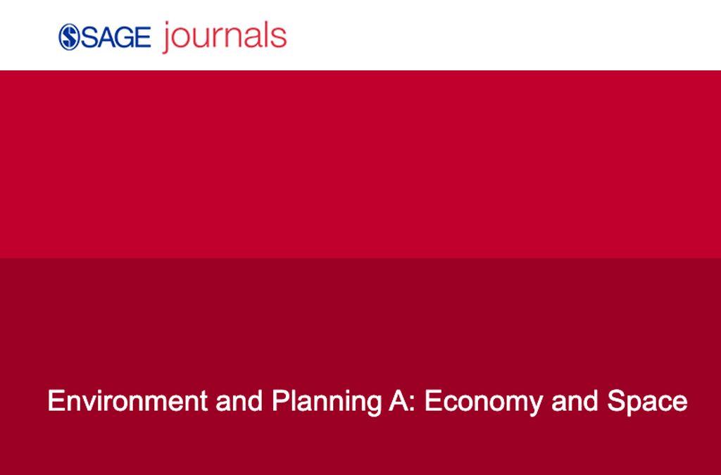 The start-up state: Governing urbanized capitalism
