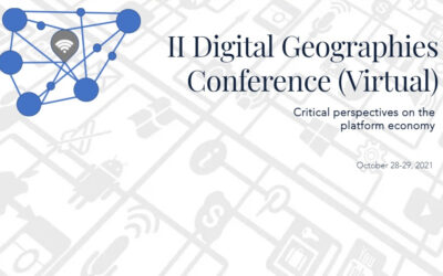Digital Geographies Conference