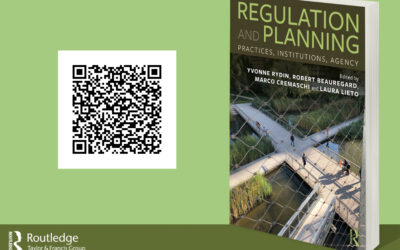 Regulation and Planning. Practices, Institutions, Agency